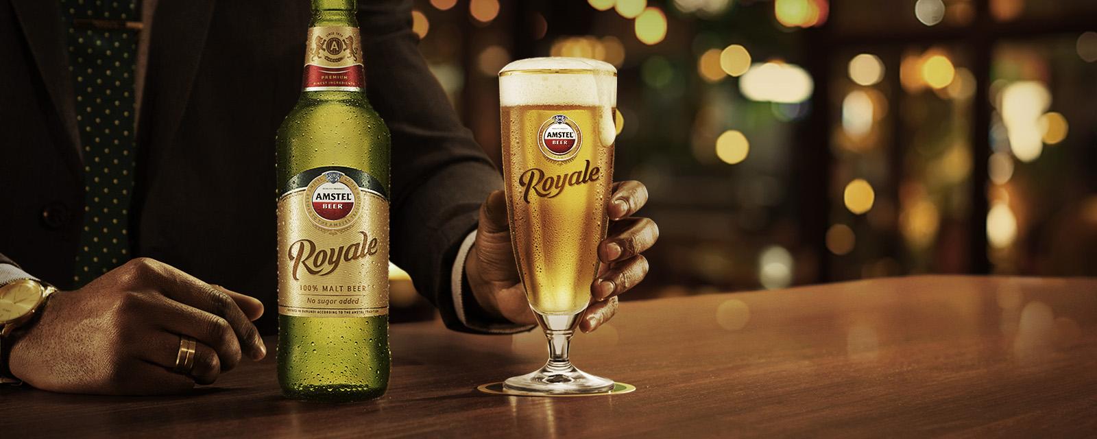 Amstel Royale